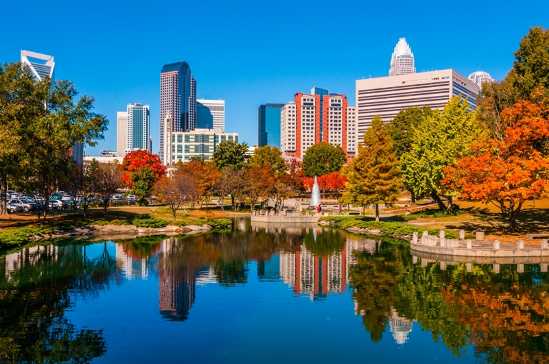 Charlotte, NC offers the highest compensation rates for physicians.