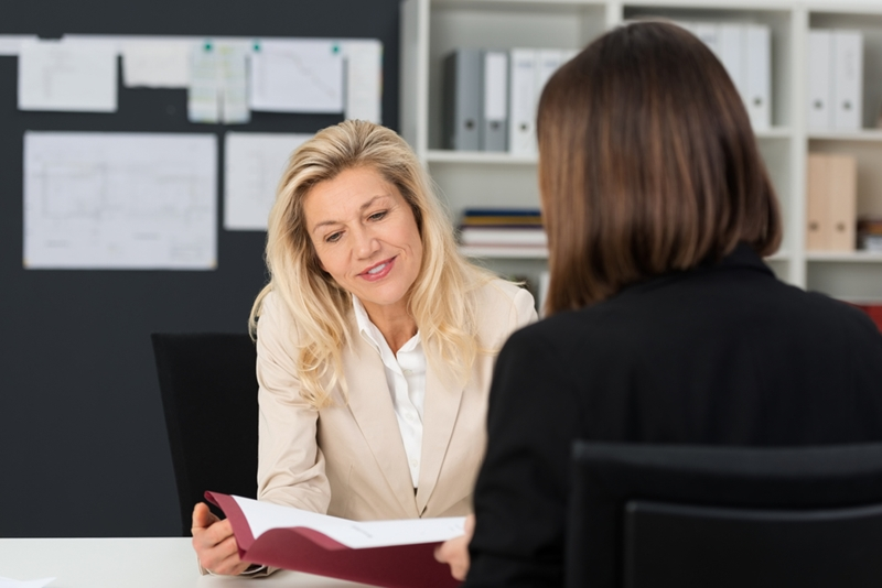If the job listing leaves you with questions, reach out to the recruiter for clarification.